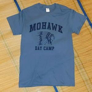 Mohawk Day Camp Tee